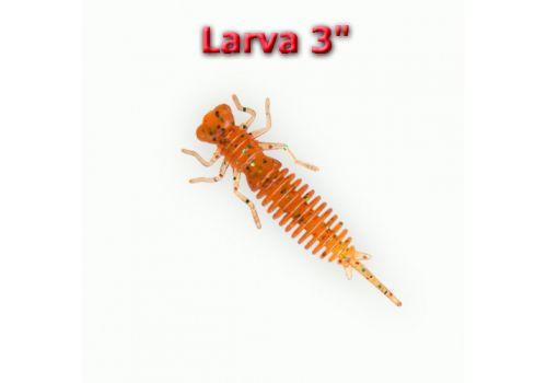 "Силиконовая приманка Larva 3"" Fanatik-club Беларусь 15178"